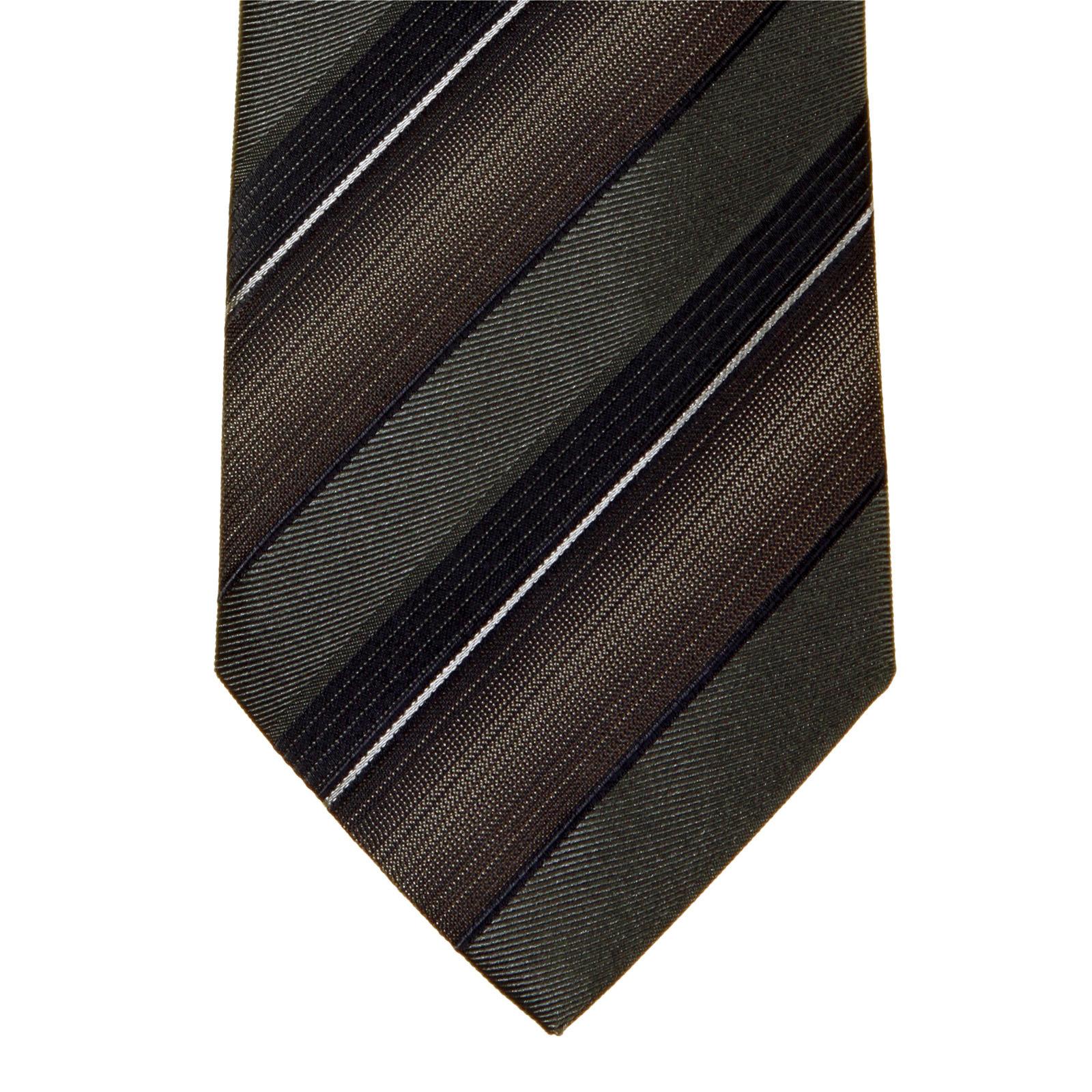Hugo Boss Mens Multi-Color 100/% Silk Tie