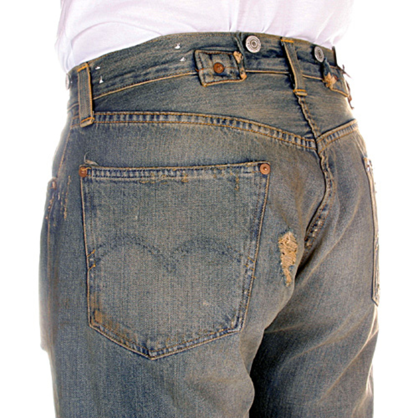 levis jeans vintage mens 1933 501 loose fit limited