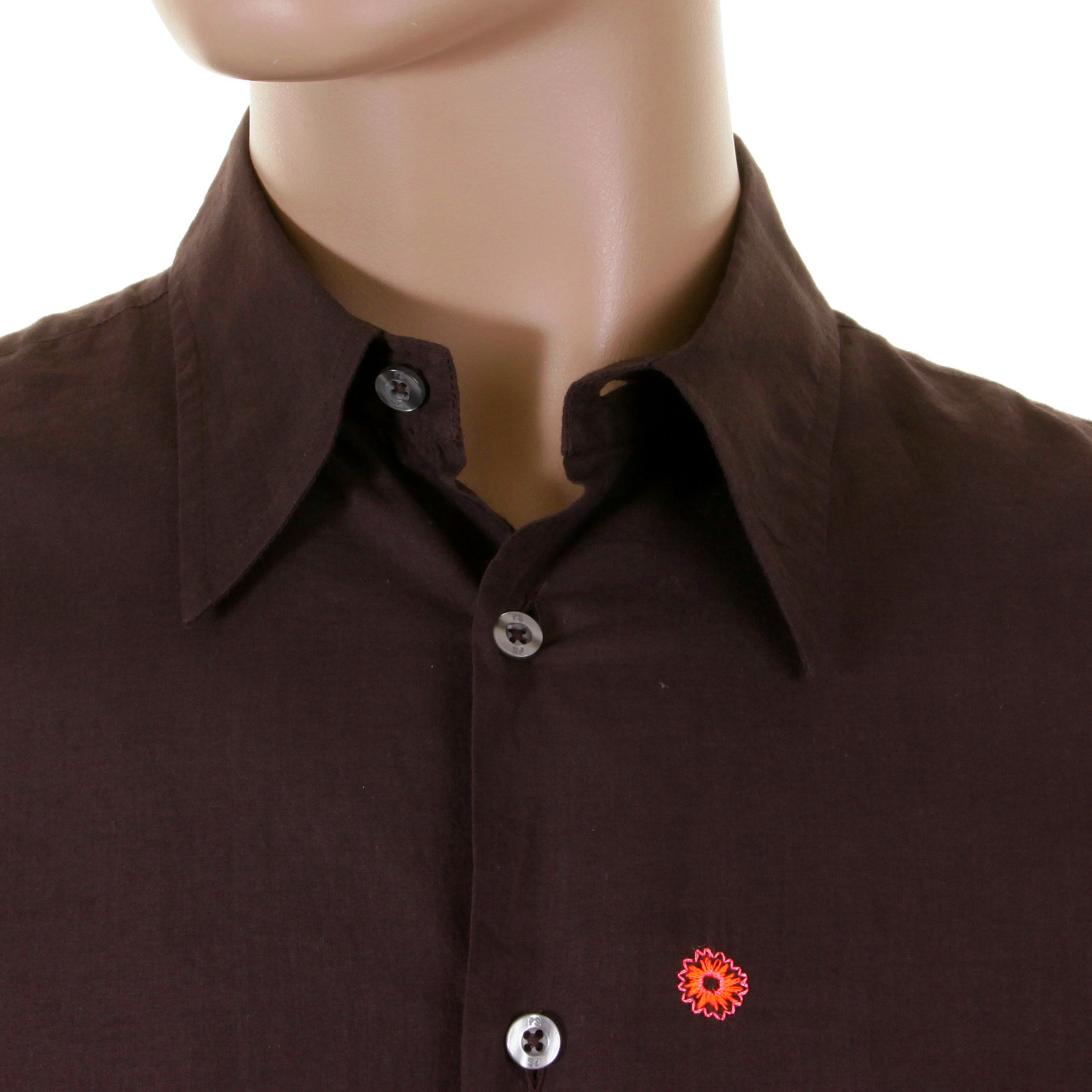 Red Polo Shirt Mens