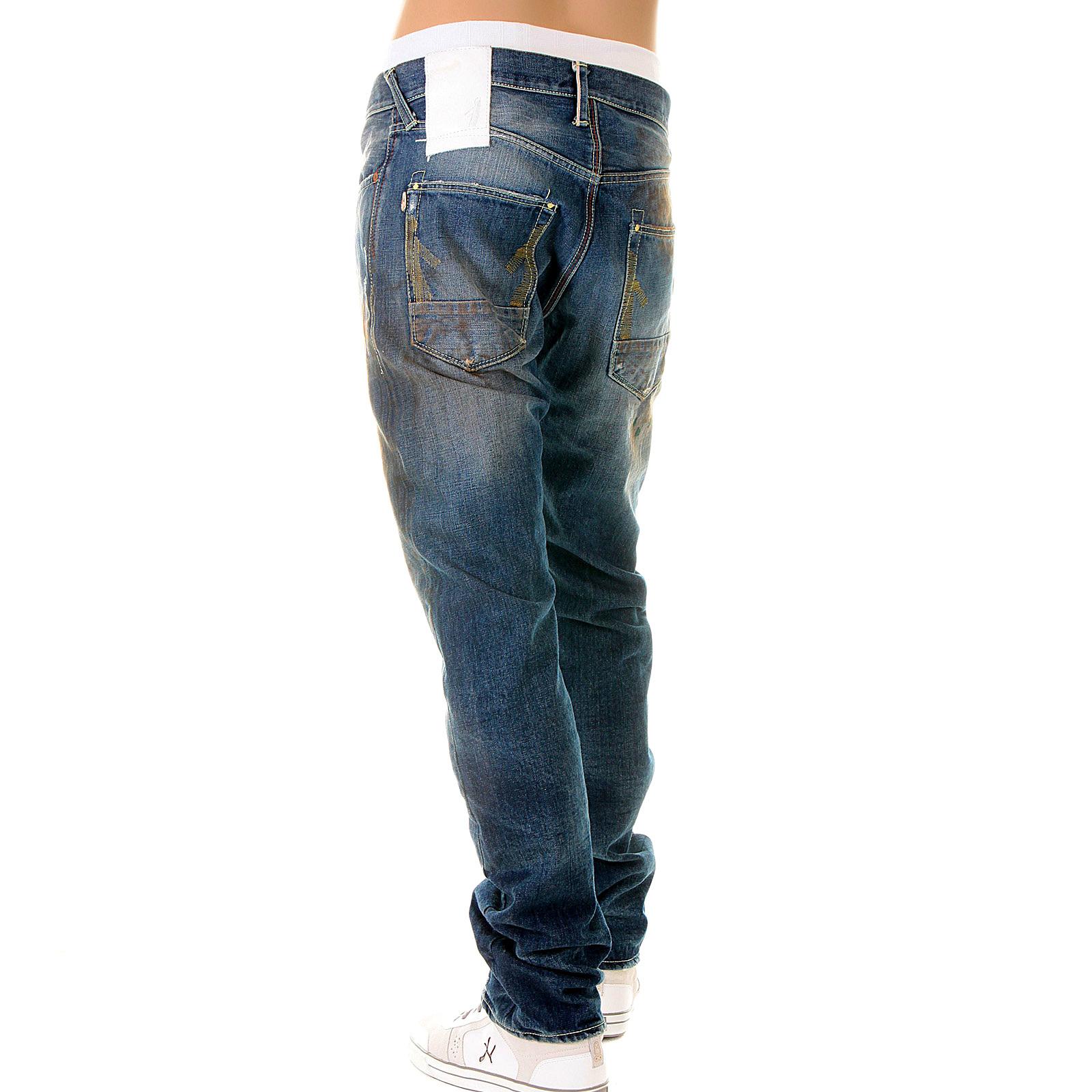 Ijin Jeans J5208 23L13 Verrt wash Denim Jean IJIN5266