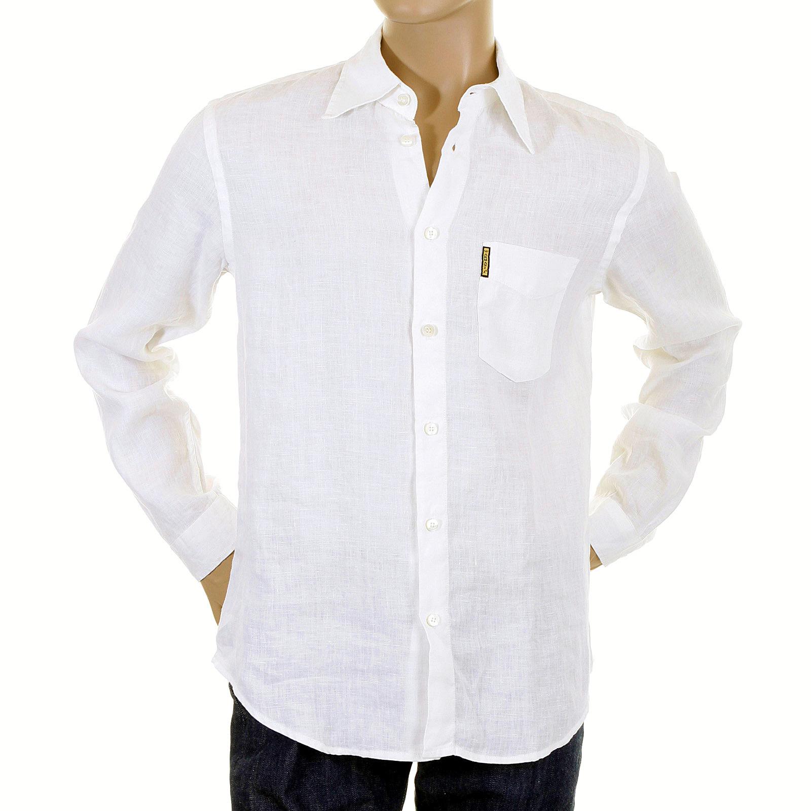 Armani Jeans Shirt White