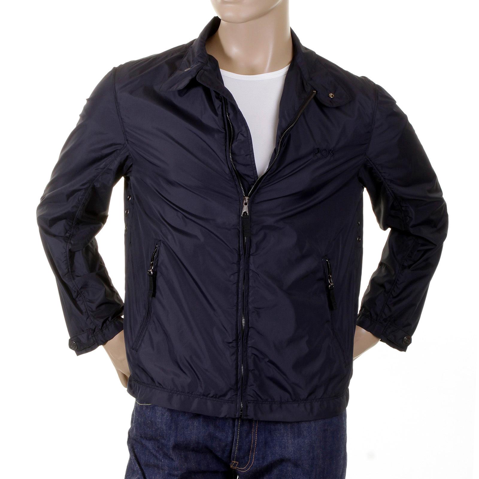 Navy Lightweight Jacket - Pl Jackets