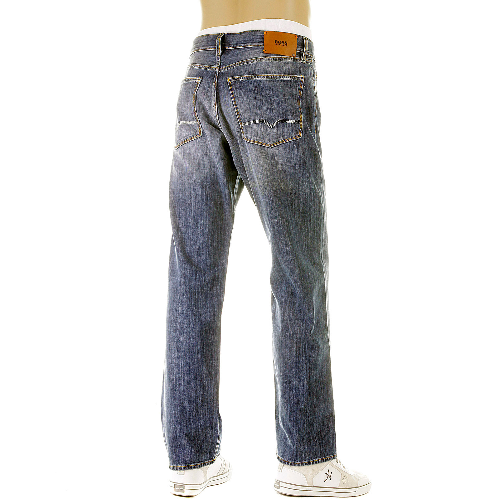 boss orange jeans hb1 50123265 420 light wash hugo boss. Black Bedroom Furniture Sets. Home Design Ideas