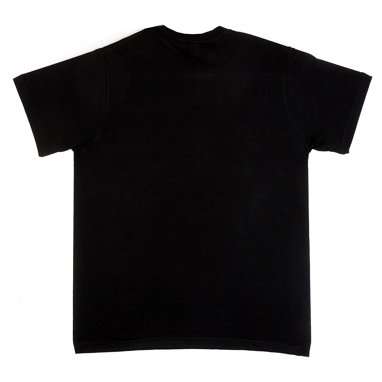 Black T-Shirts are available in several brands and styles. We don't do any printing or design; we simply offer blank, bulk t-shirts in black and many other colors. Most of our wholesale t-shirts come in black.