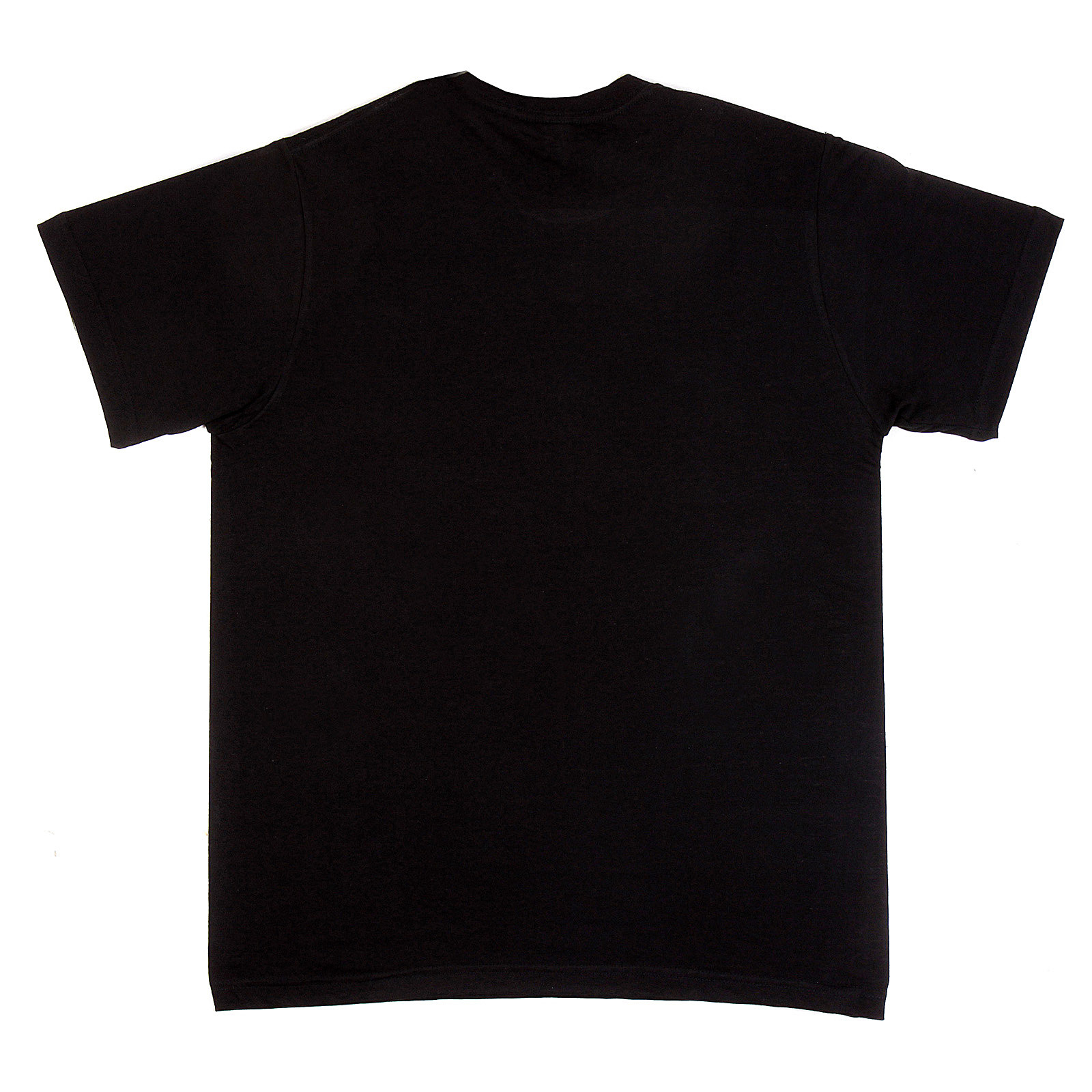 Buy plain black t shirt back view 51 off for T shirt plain black