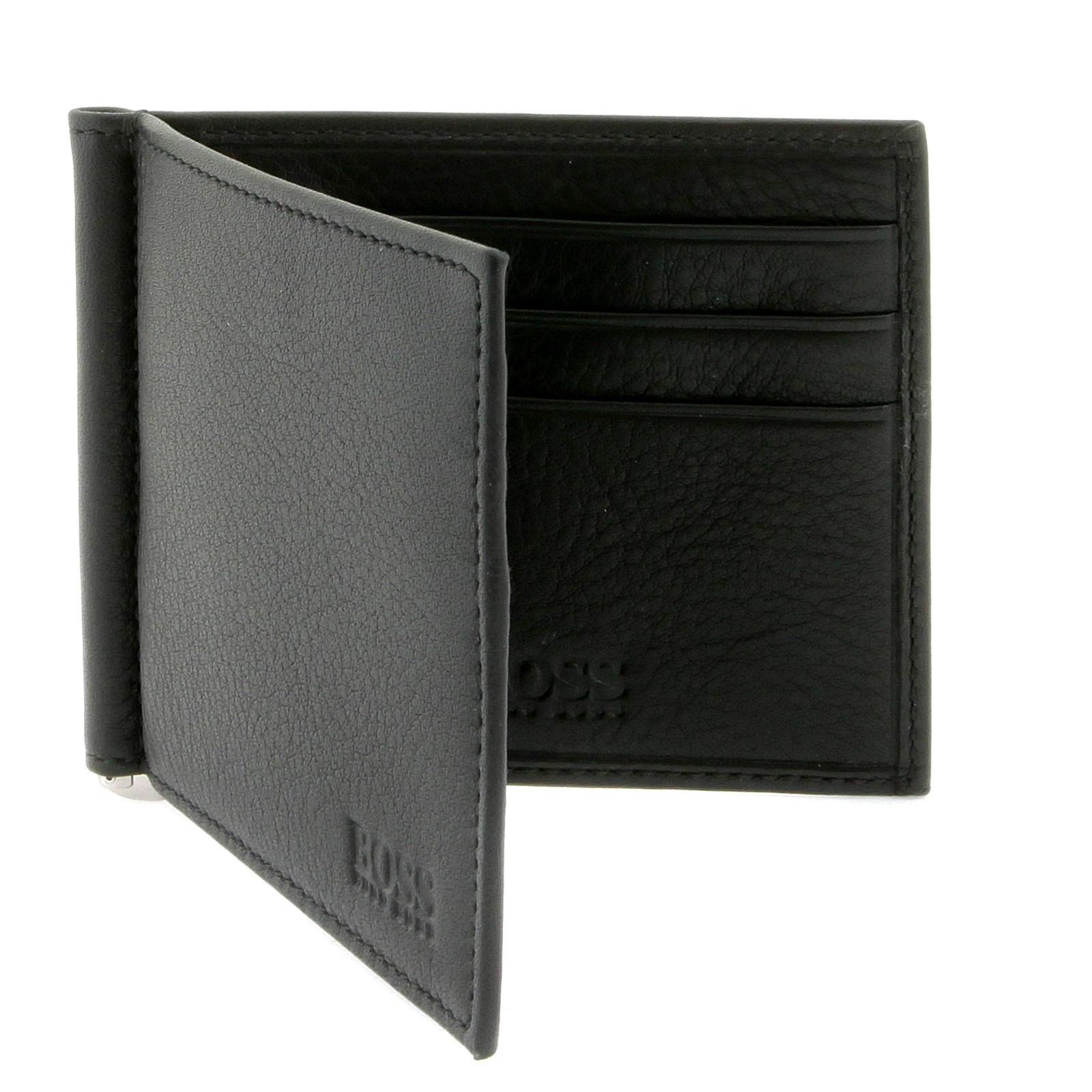 be44e83d90f Hugo Boss Wallet Gladiator credit card wallet and key holder gift set  50184328 BOSS1693