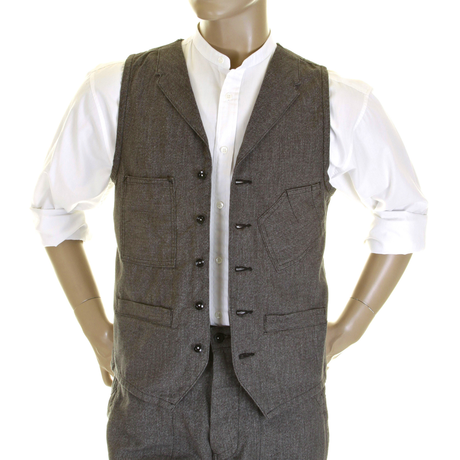 Waistcoat, Tweed, Dark, Mens Vest, Mens Waistcoat, Wedding Vest, Woodland Wedding, Folk, Alternative Wedding, Vintage, Traditional.