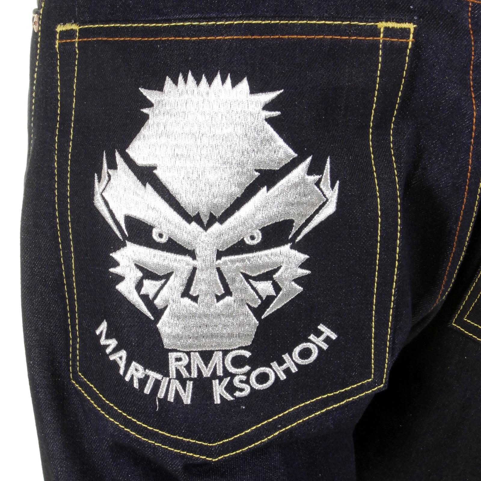 RMC JEANS Gold Empire Cyber Monkey slimmer cut 1001 model denim jean REDM1148