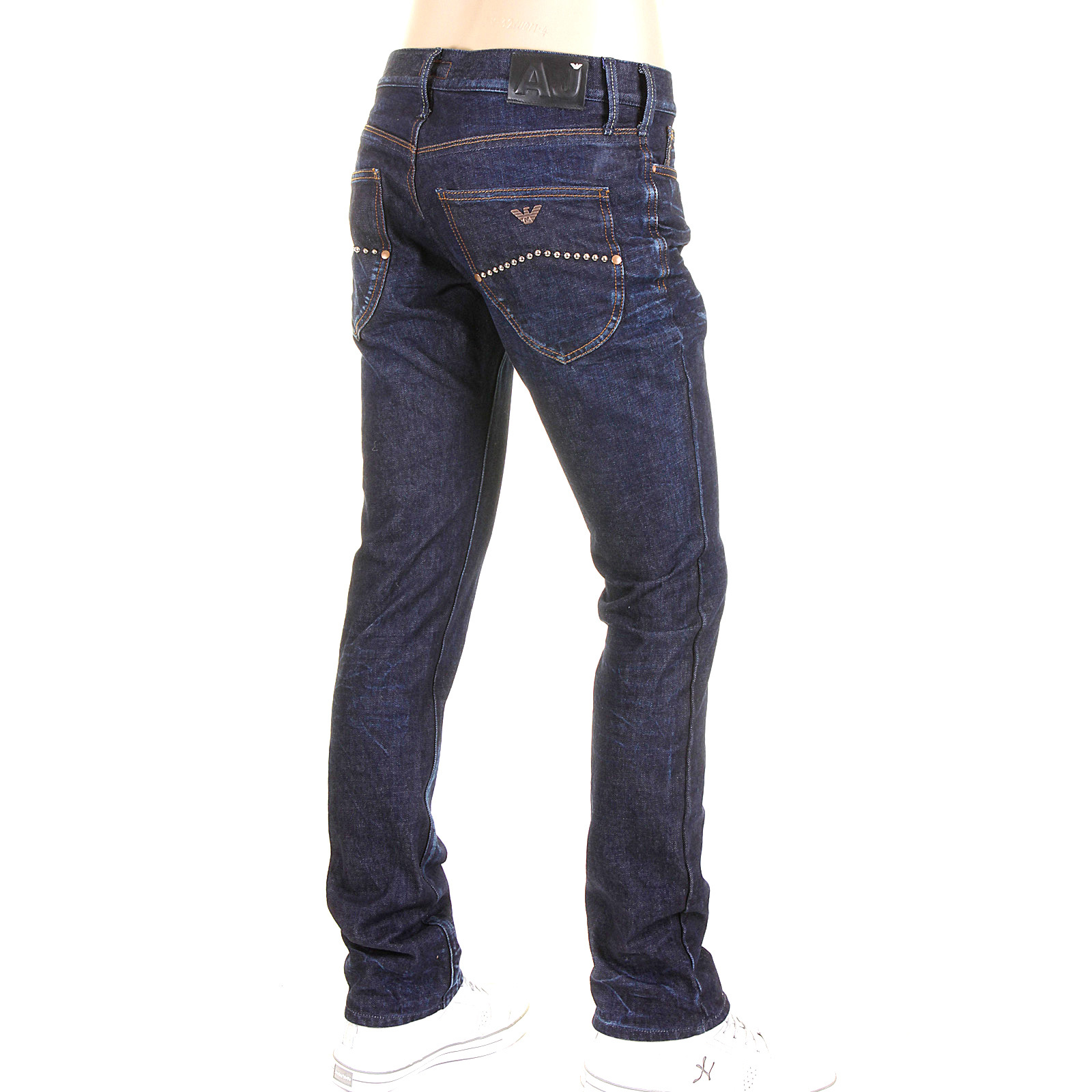 DENIM - Denim trousers Armani XeJsjjRN