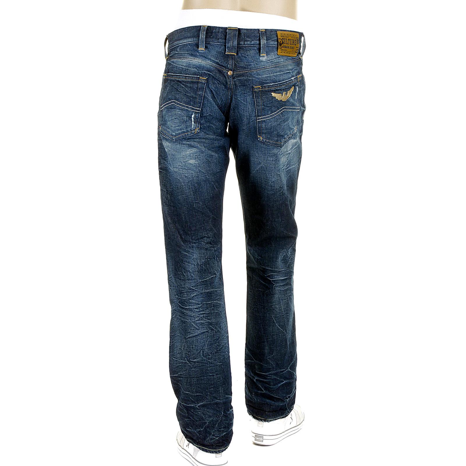 Jeans Armani Jeans J25 Japanese denim jeans special ...