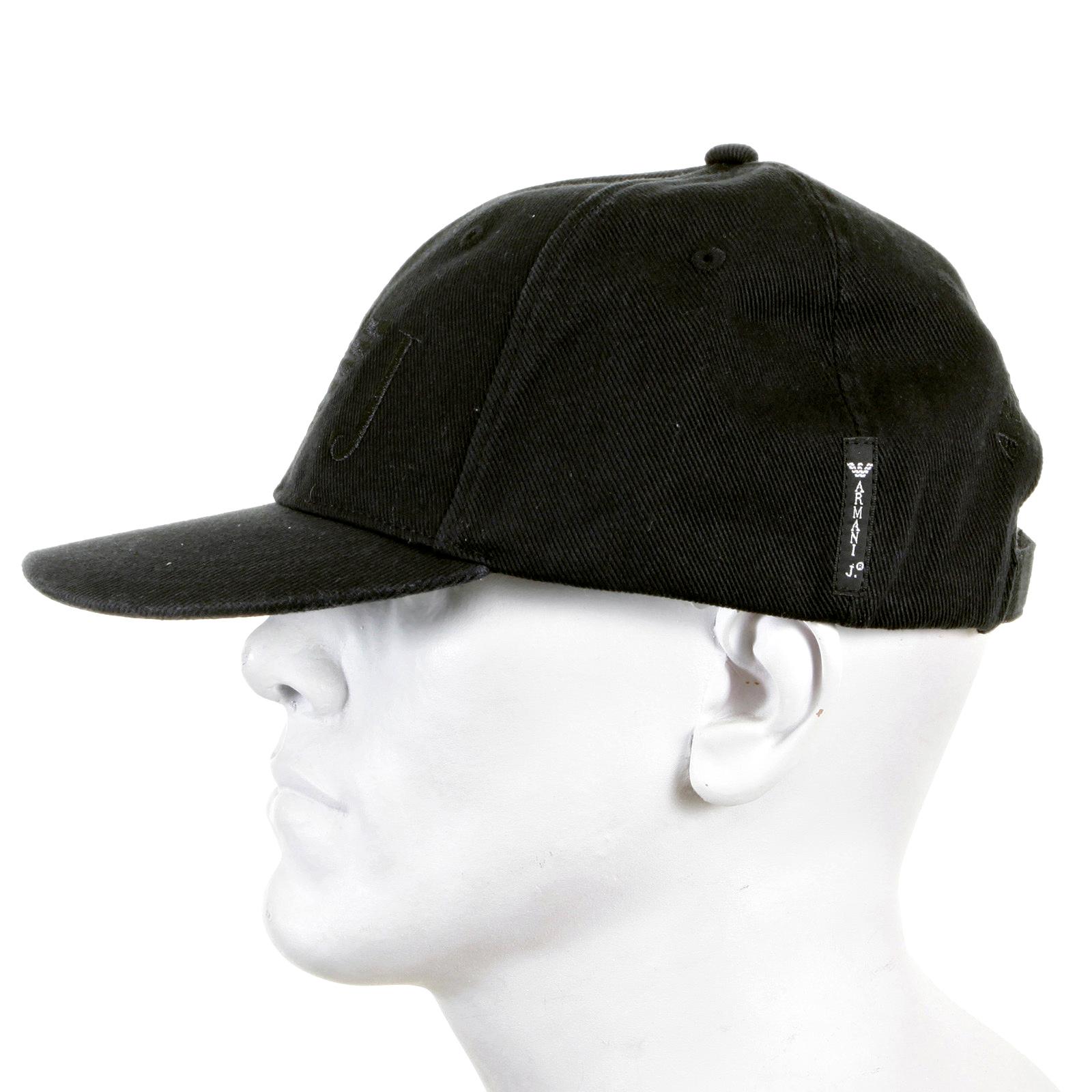armani jeans black baseball cap 06481 xe ajm2266 at togged