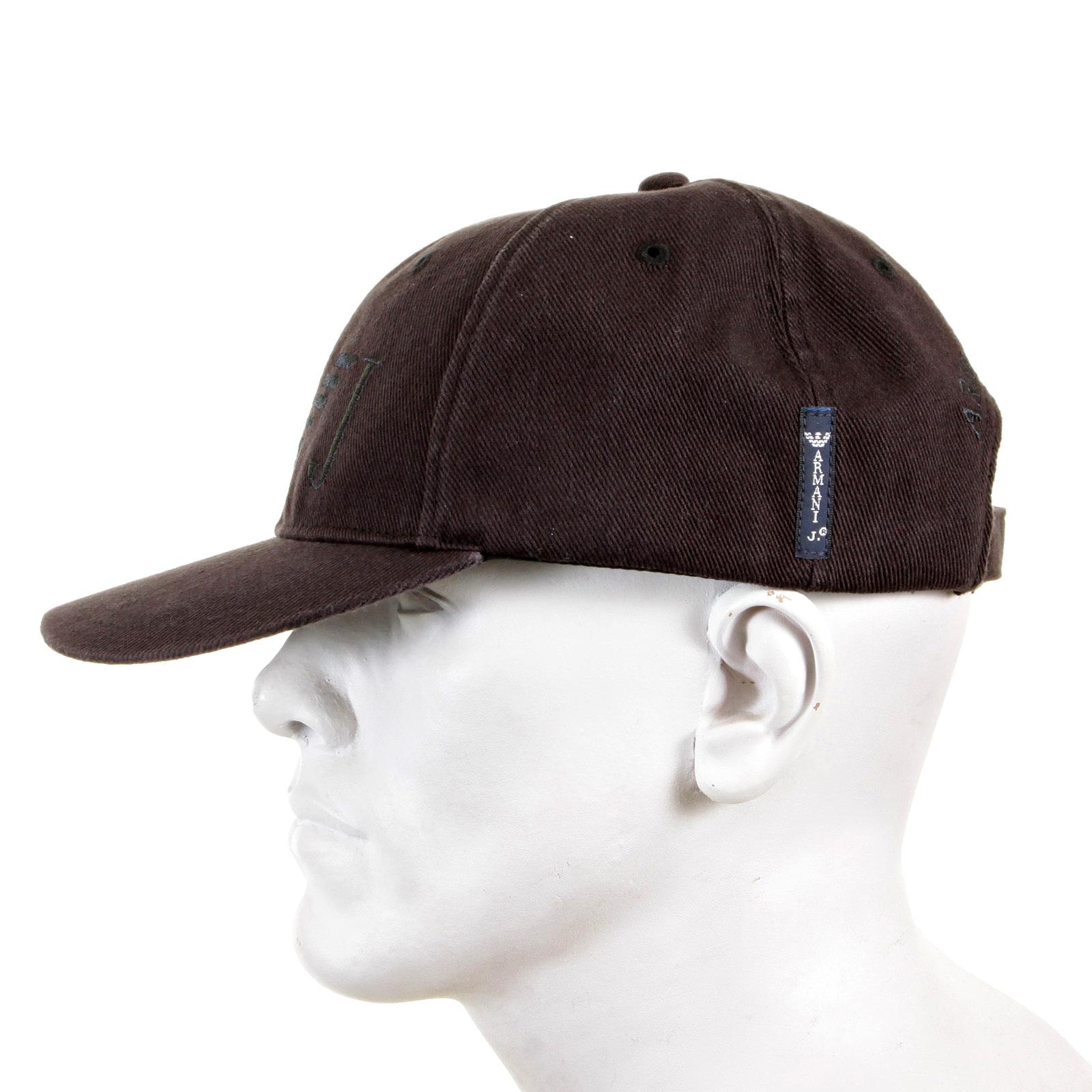 9e600be63d3255 Armani Jeans navy baseball cap 06481 XE AJM2267 at Togged Clothing