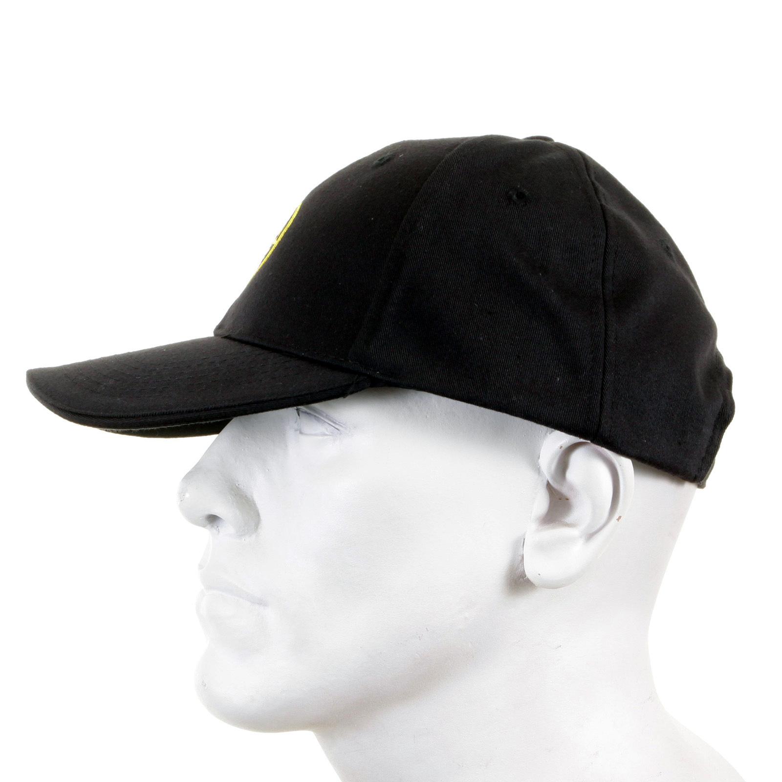 Stone Island Cap black cotton baseball cap SI2756 at . 55bf1331b9bd