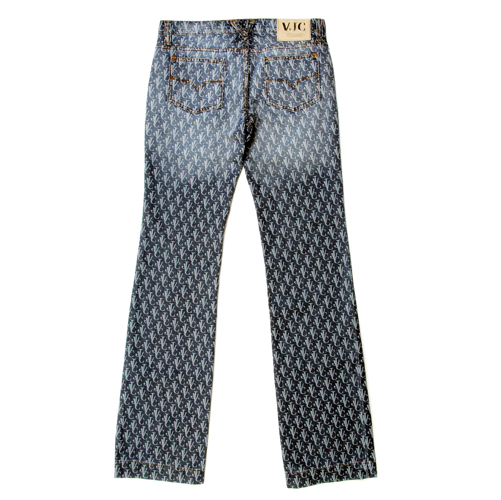 faded stretch skinny jeans - Blue Versace Jeans Couture MVaWbcH