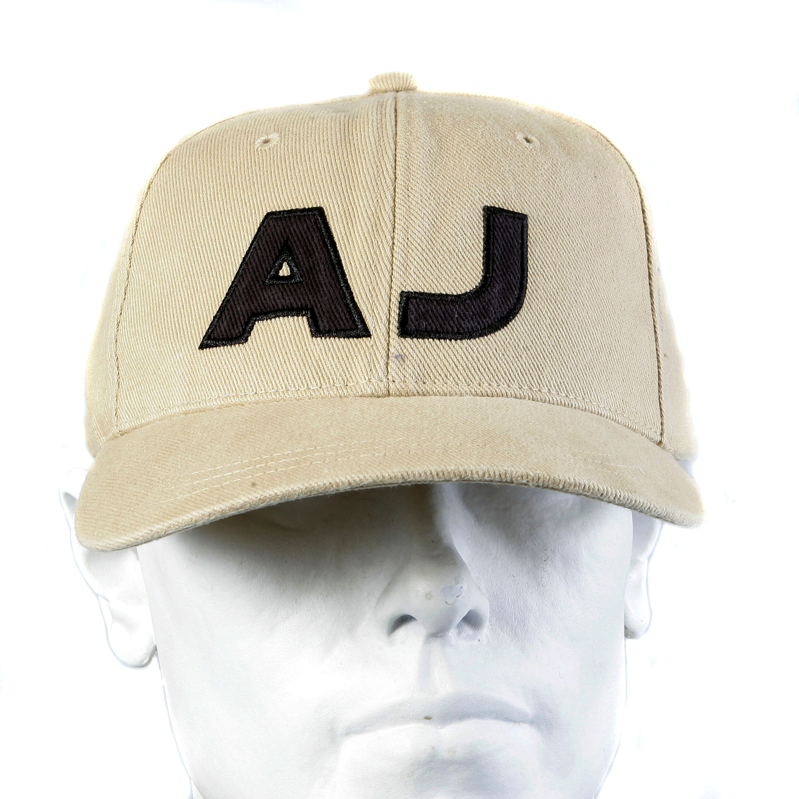 7ced976e6fb Armani Jeans Cap 0648OXE Stone cap AJM7516 at Togged Clothing