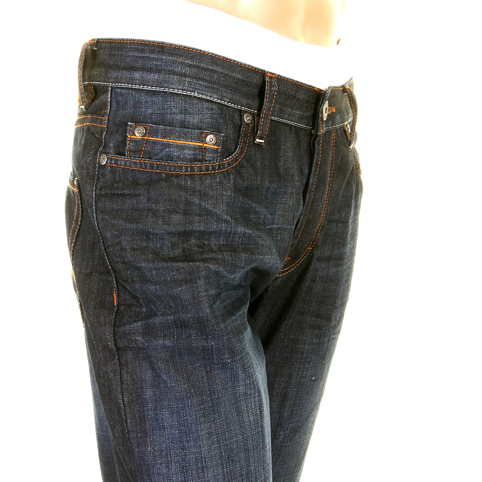 b737ca9053 Boss Orange jeans Orange25 moonlight washed indigo 50177587 402 Hugo Boss  denim jean BOSS2614