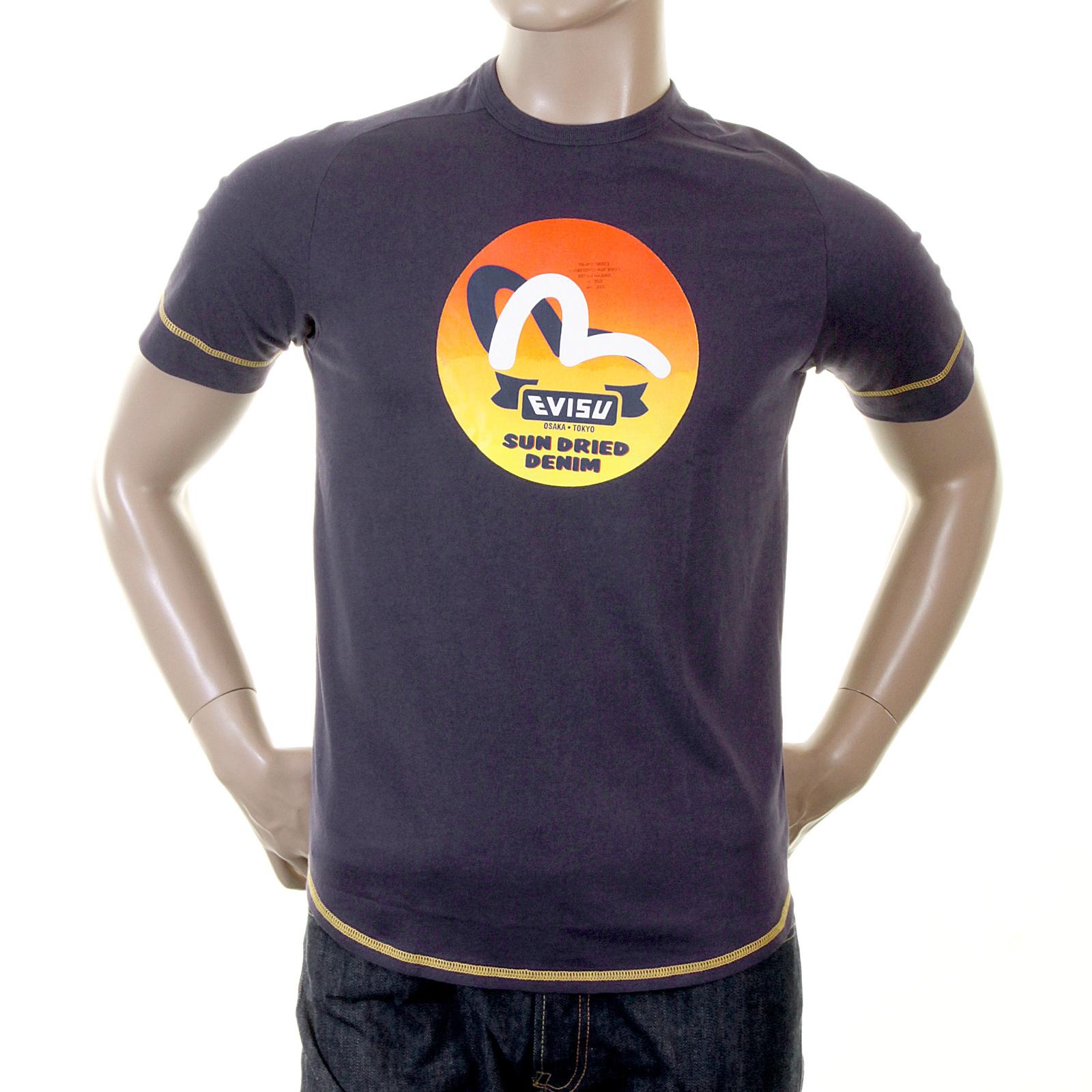 372da2fff177 Genuine and Early Design Logo T-Shirt by Evisu London