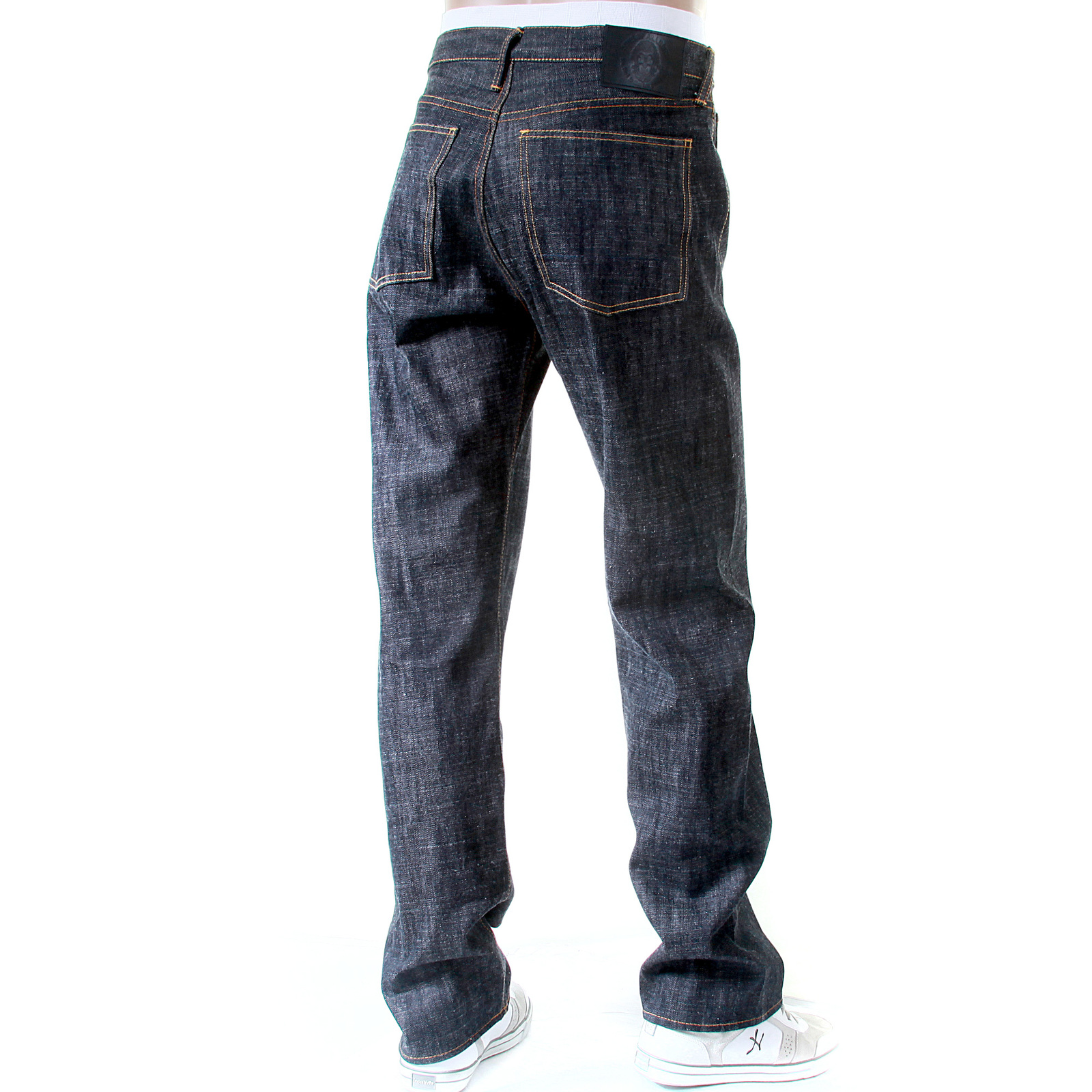 Sons Of Anarchy Raw Selvedge Denim Jeans Soa1959 At Togged