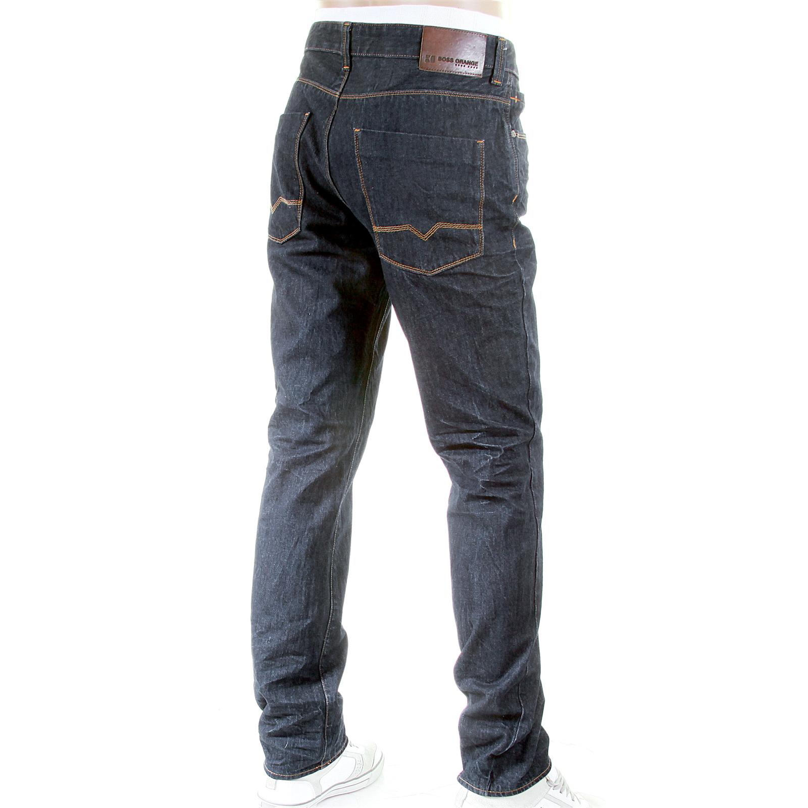 boss orange jeans slim fit orange63 air 50228389 hugo boss. Black Bedroom Furniture Sets. Home Design Ideas