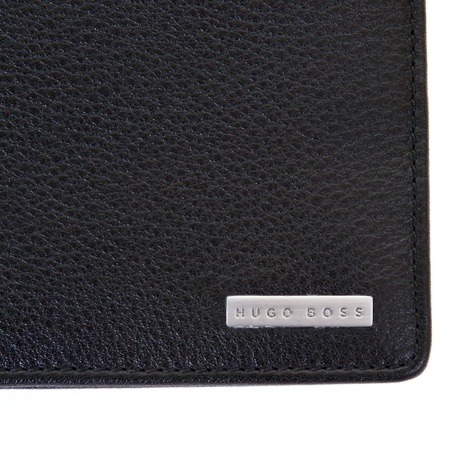 hugo boss black label mens bengi 50248893 black leather wallet boss2771 at togged clothing. Black Bedroom Furniture Sets. Home Design Ideas