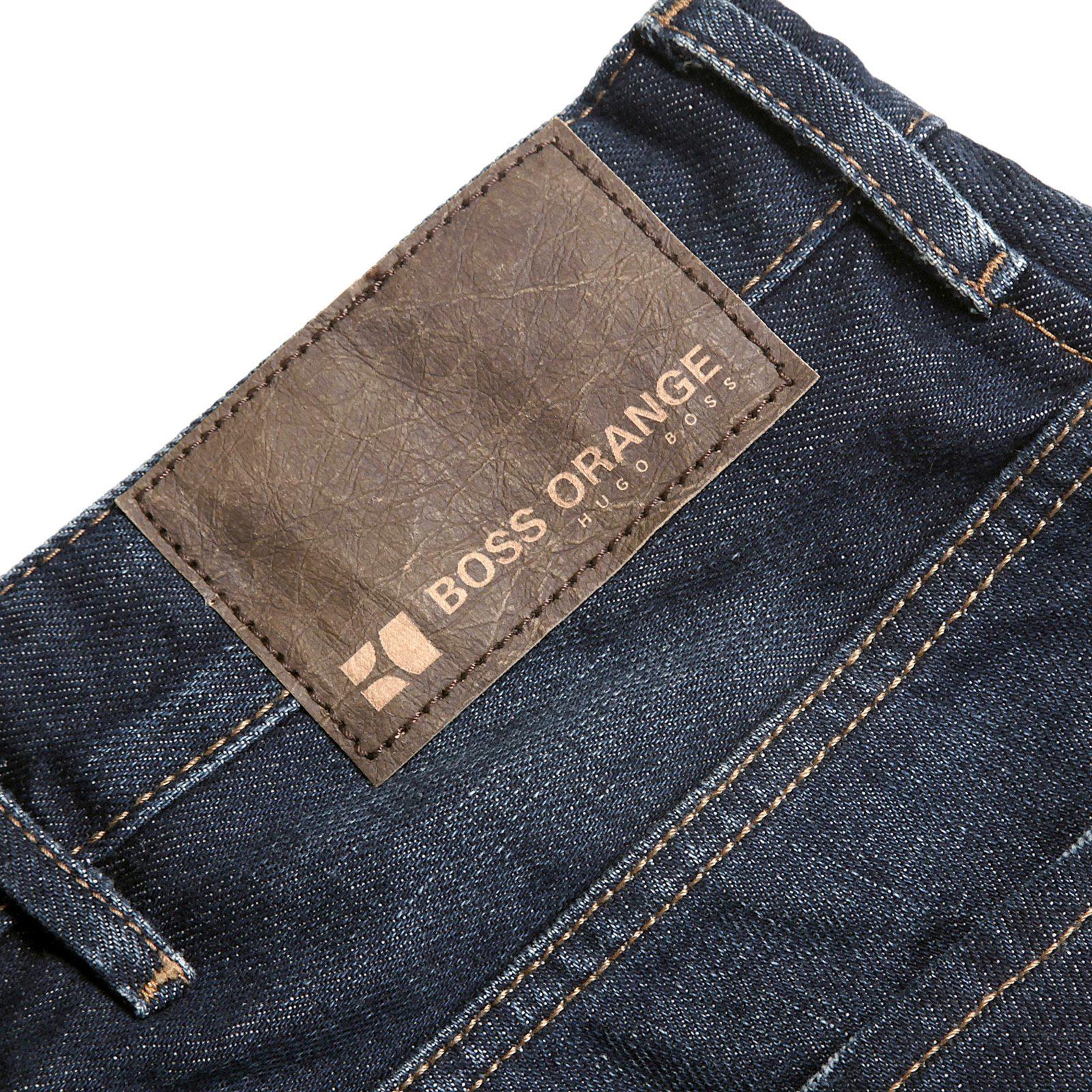 hugo boss orange label mens 50238735 orange24 denim jeans boss0906 at togged clothing. Black Bedroom Furniture Sets. Home Design Ideas