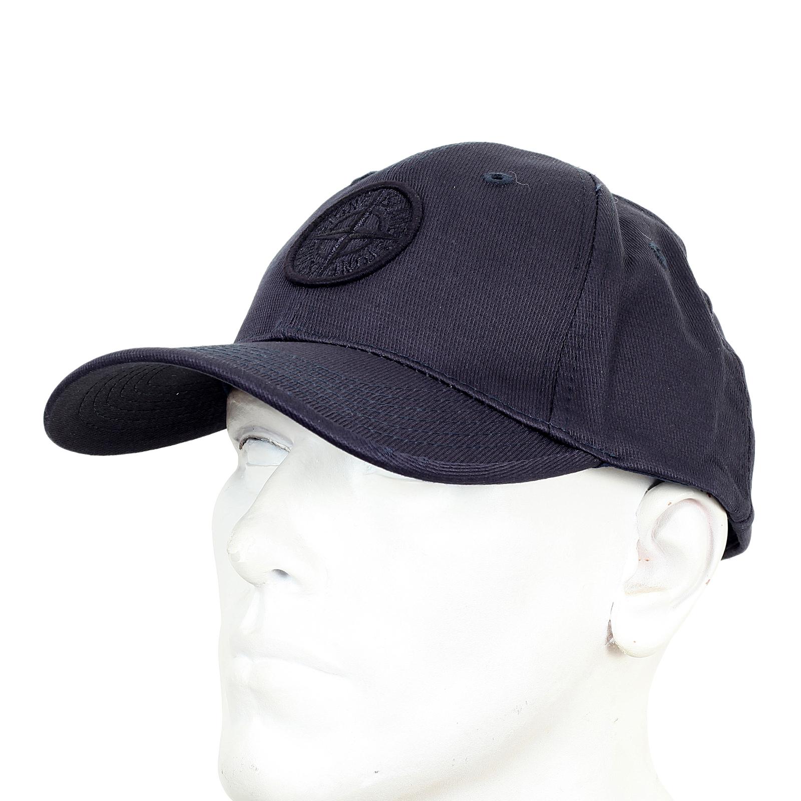 c2540e595b0 ... greece stone island mens navy cotton 611599194 baseball cap si4078  3ee15 6e951