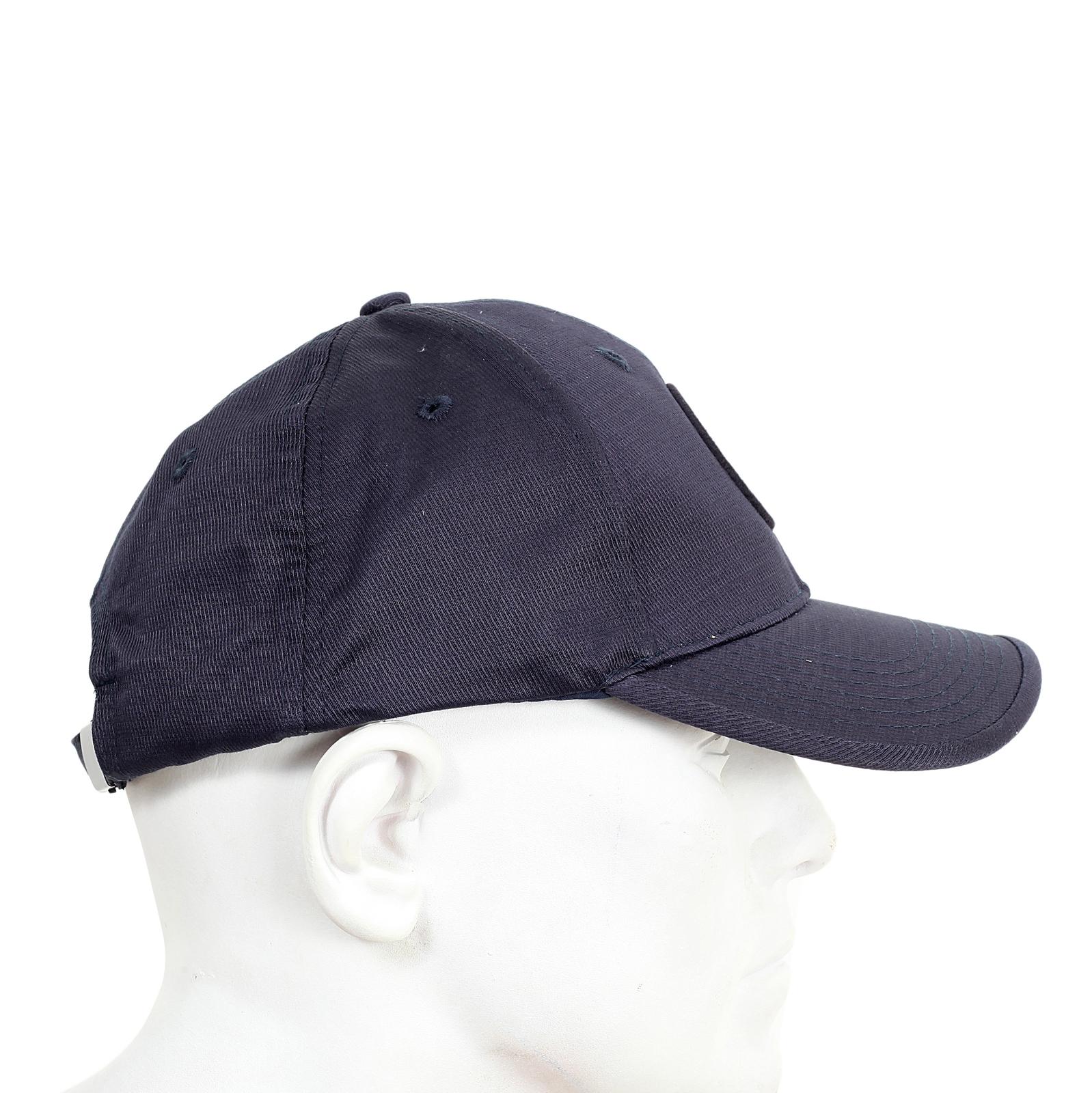 90d2a65da7b Stone Island mens navy cotton 611599194 baseball cap SI4078 at ...
