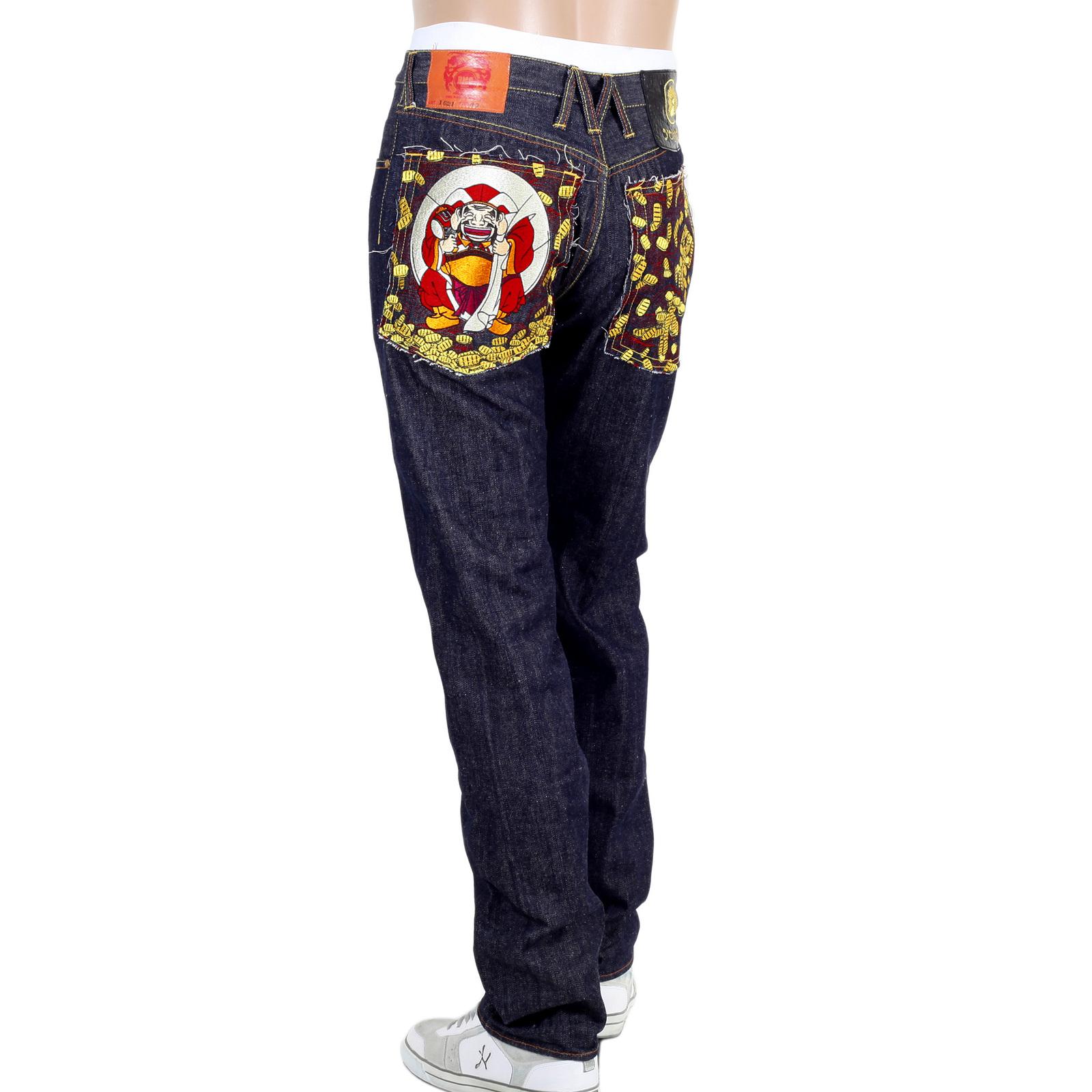 Mens Indigo Jeans