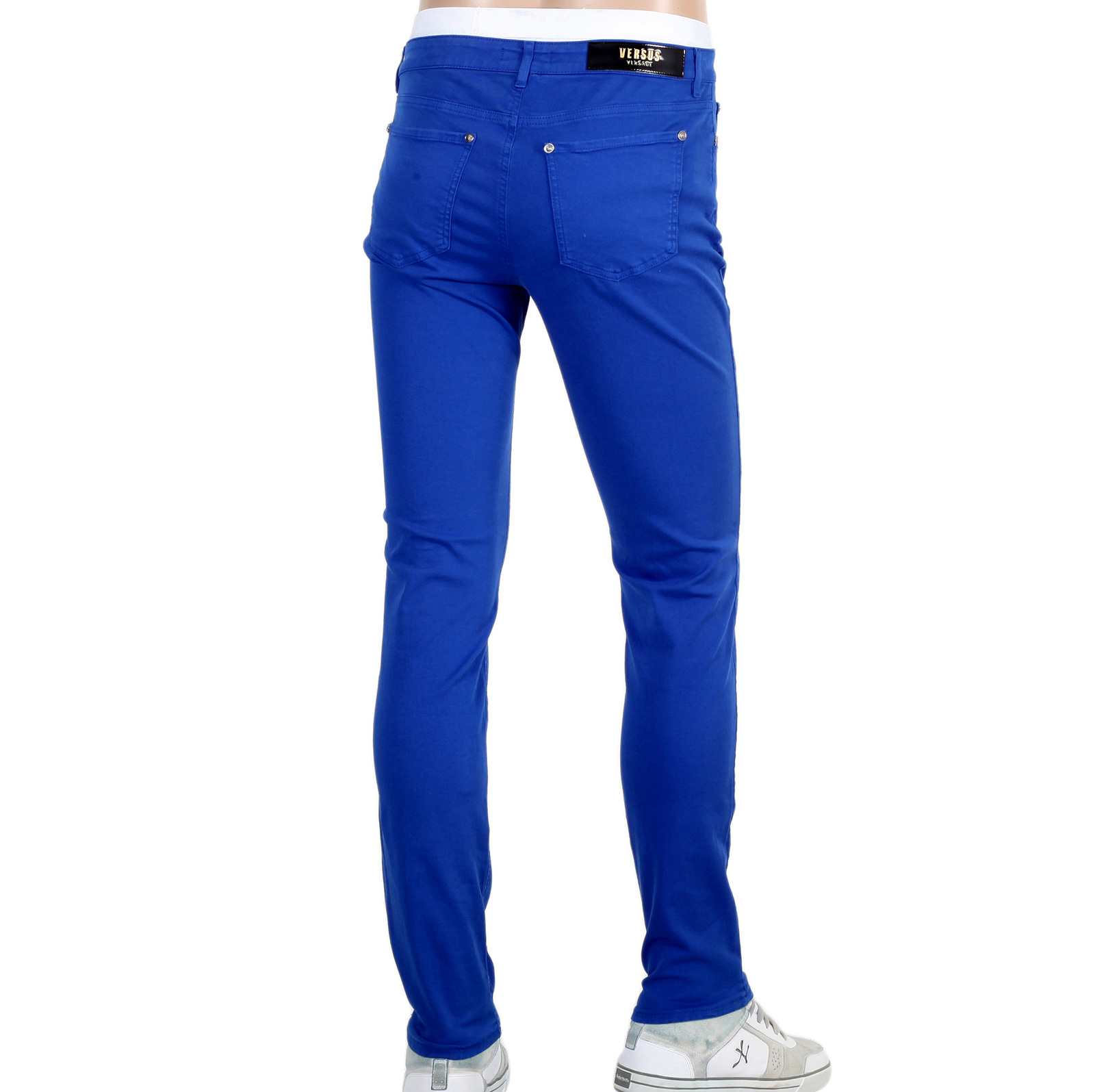 Buy Now! Versace blue slim fit jeans   Togged shop