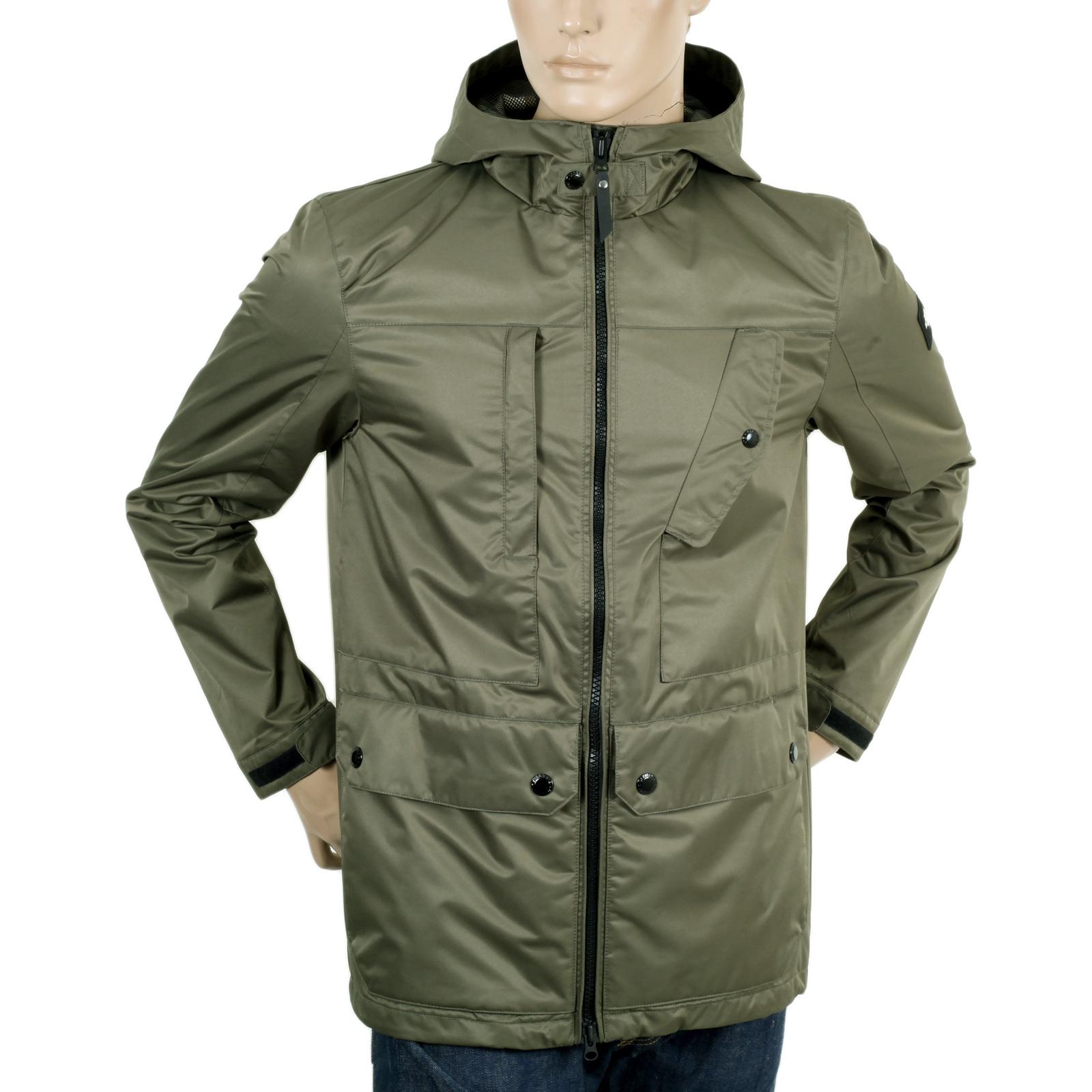 mens lightweight parka jacket