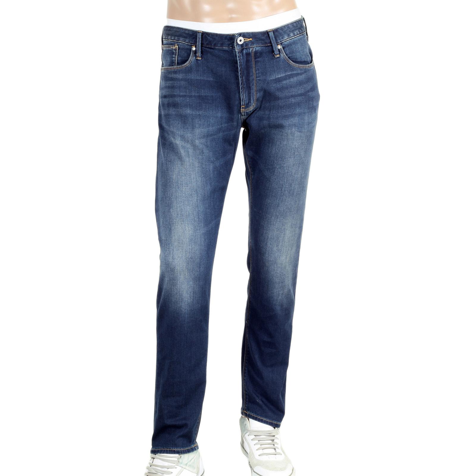 Black Slim Fit Mens Jeans