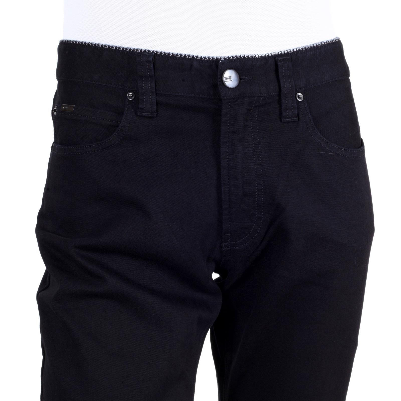 Levis Mens Black Jeans