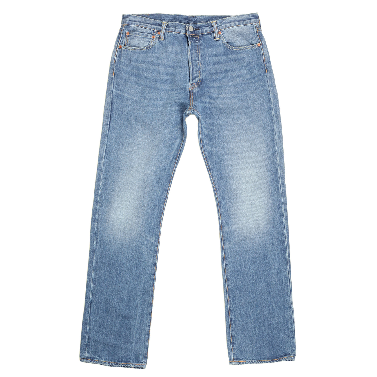 Buy Levis 501 Original Fit Jeans In Washed Light Blue