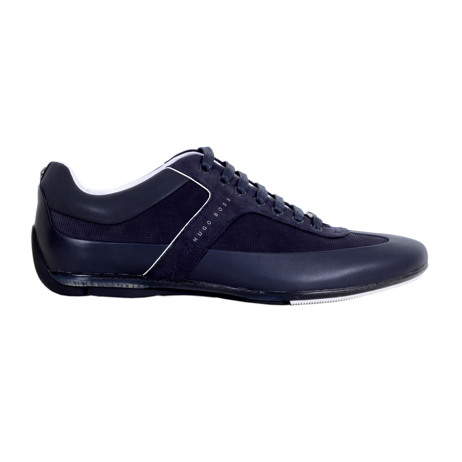 d9335a235 Mercedes Benz-Boss Black Collaboration Merceso Sneakers
