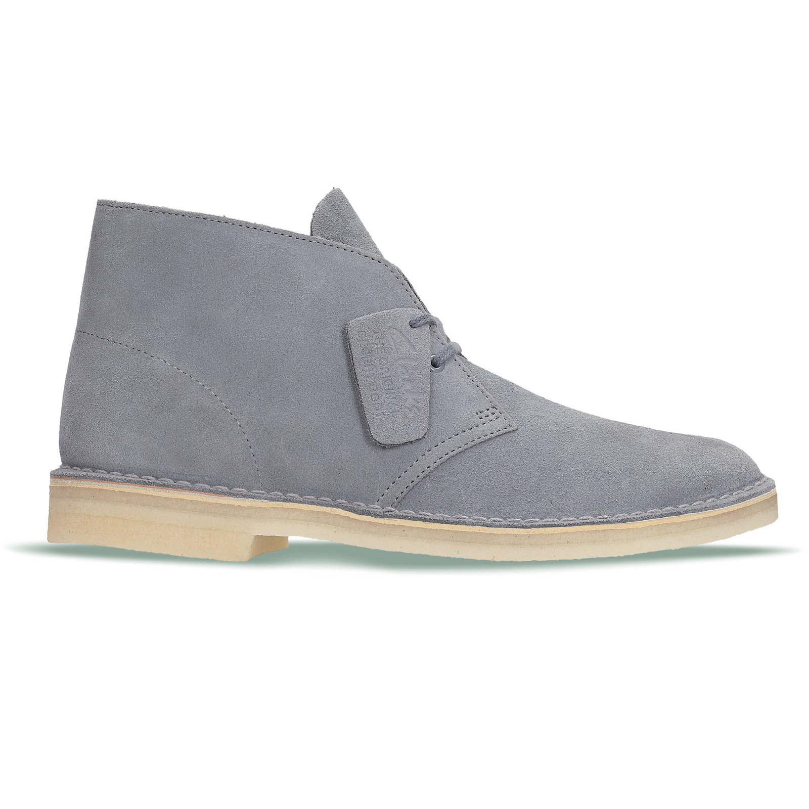 buy impressive clarks originals blue grey suede shoes