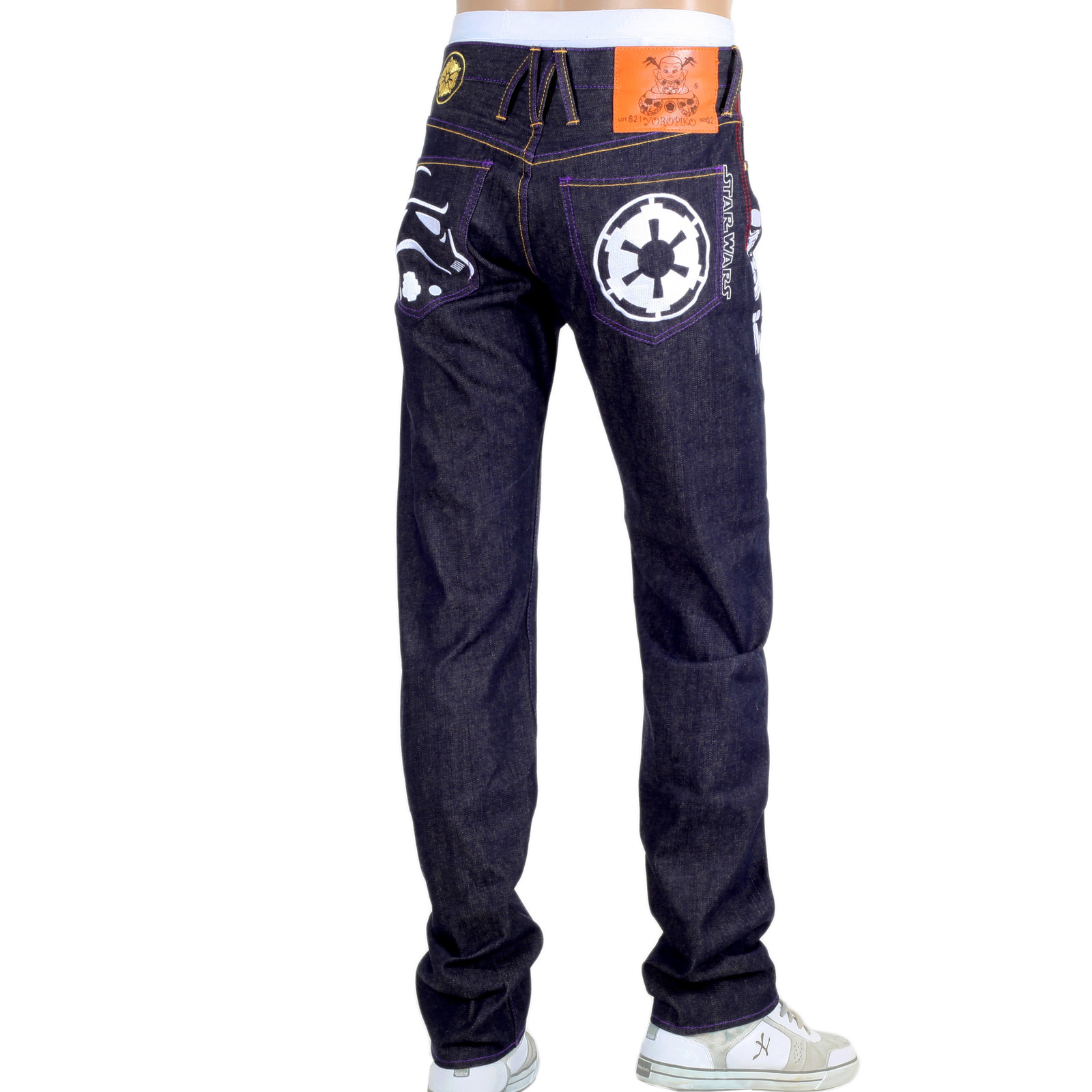 storm the style with star wars yoropiko jeans for men