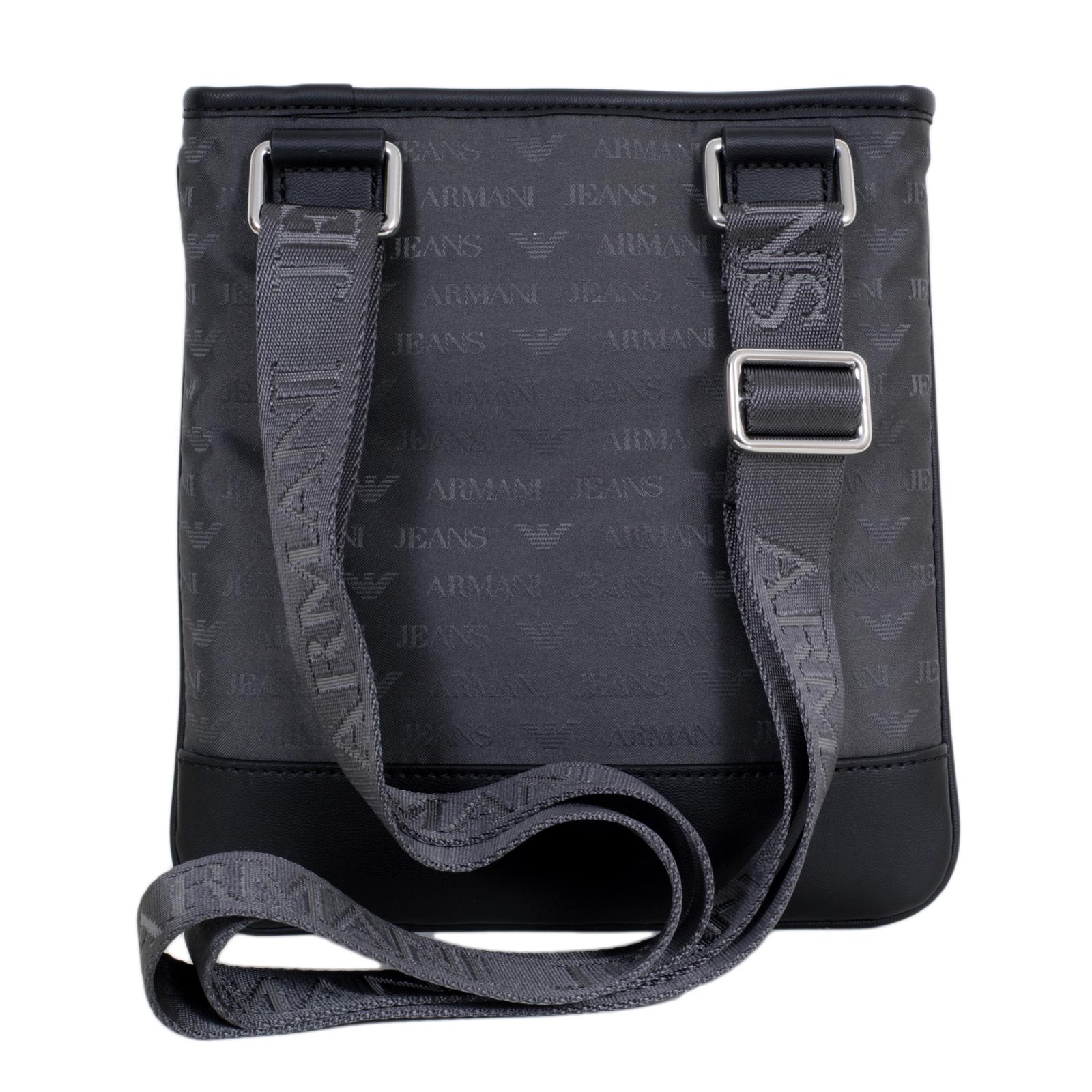 590899a756df Grey Armani Jeans Bag