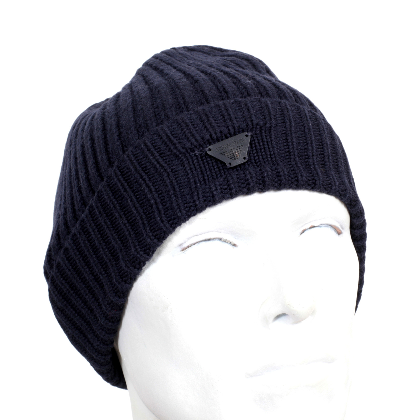 656818db9ff0d Cool Beanie Hat Accessories for Men by Armani Jeans