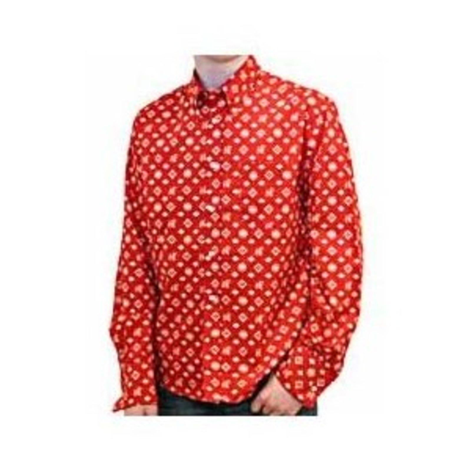 Evisu mens vintage shirts Eviton shirt at Togged Clothing