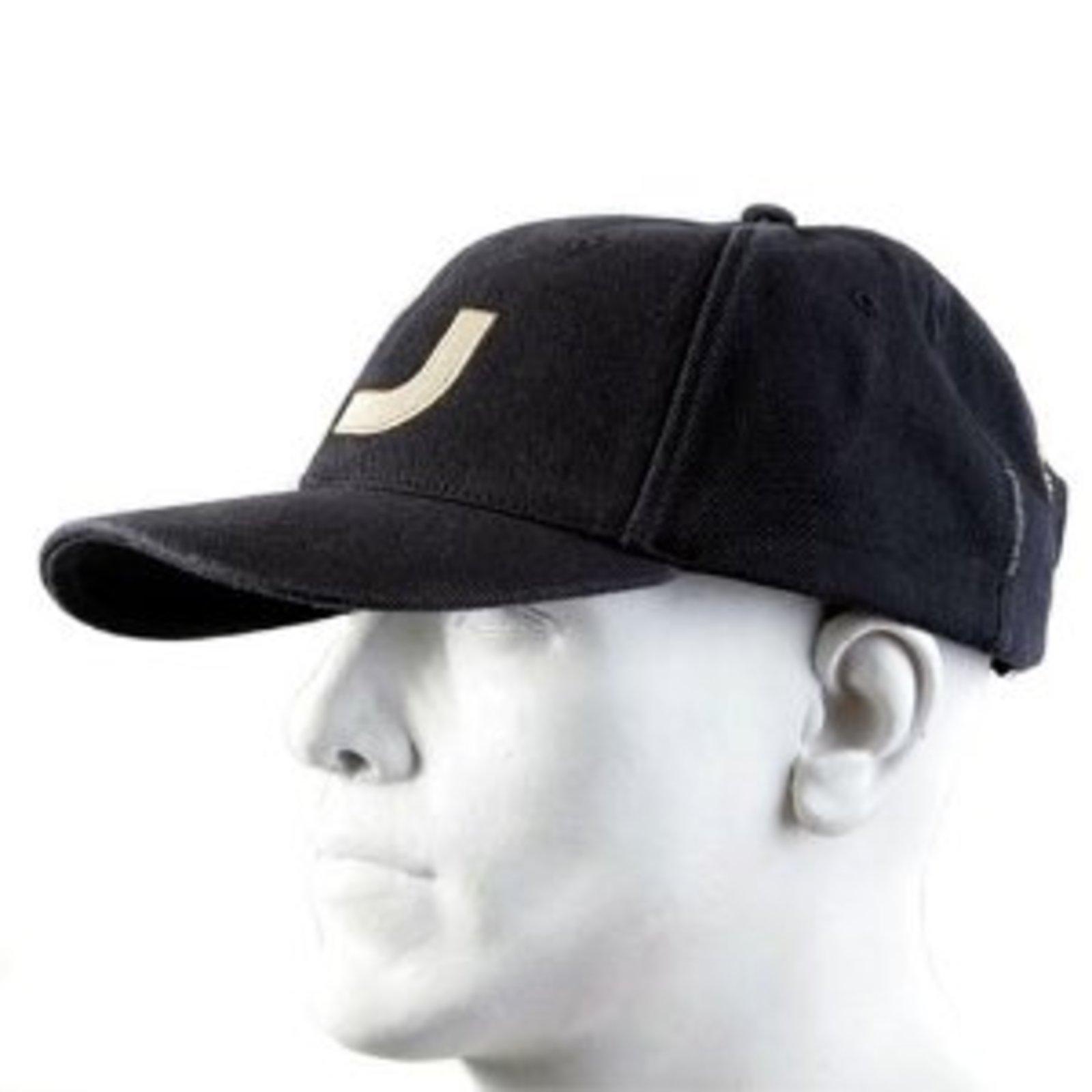 Armani Jeans Designer Caps 0648OXE Black cap AJM7514 at Togged Clothing 7252a65fa36