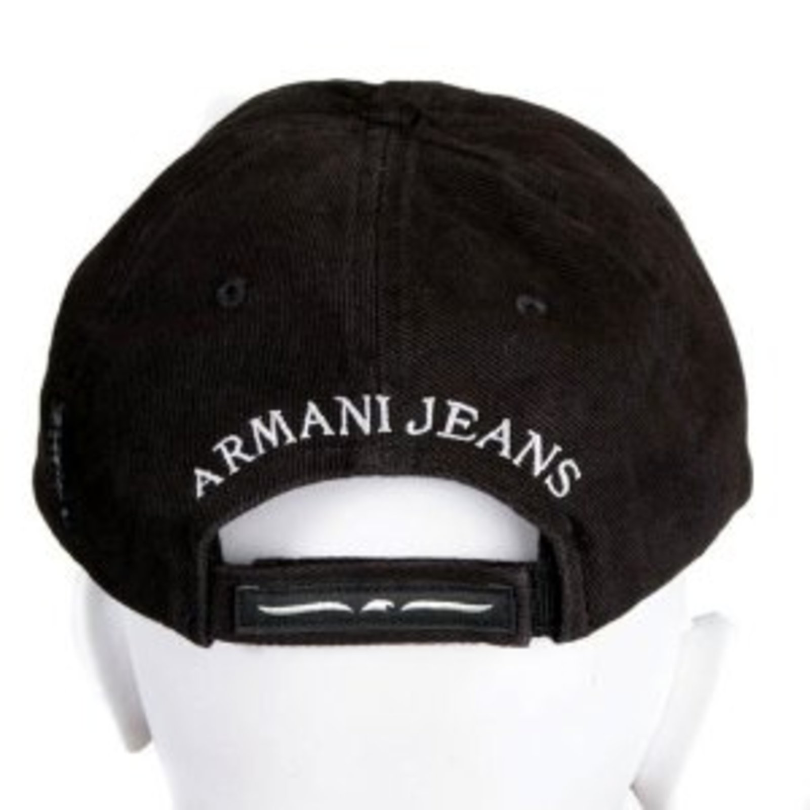 33dcc7fbf17 Armani Jeans Black Cap G640133 at Togged Clothing