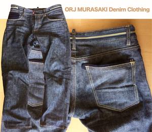 Made in Okayama Japan The ORJ MURASAKI