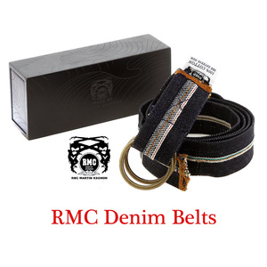 RMC Denim Belts
