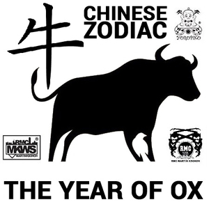 Wear Your Zodiac Sign - Year of the Ox