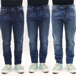 Stretch Denims - The Perfect Jeans for Muscular Men