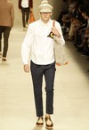 Burberry Menswear Spring 2012
