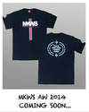 mkws T-shirt - monster rider