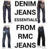 Denim Jeans Essentials from RMC Jeans